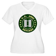 ArmyRetiredCaptai T-Shirt