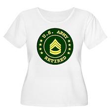 ArmyRetiredSe T-Shirt