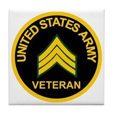 ArmyVeteranSergeantBlack.gif          Tile Coaster