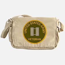 armyveterancaptainolive.gif Messenger Bag