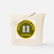 armyveterancaptainolive.gif Tote Bag