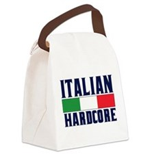 Italian Hardcore Canvas Lunch Bag