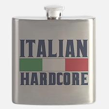 Italian Hardcore Flask