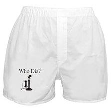 Howard Stern, crazy alice Boxer Shorts