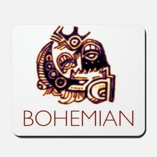 Bohemian Mousepad