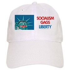 Socialism GAGS Liberty MUG DESIGN Baseball Cap
