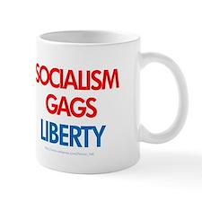 Socialism GAGS Liberty MUG DESIGN Mug