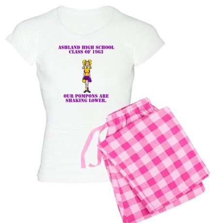 AshlandHighSchool1963OurPom Women's Light Pajamas