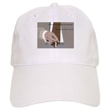 Brown Tie Baseball Cap
