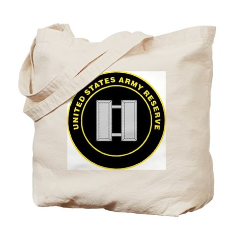 ArmyReserveRingCaptain.gif Tote Bag