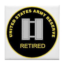 ArmyReserveRetiredRingCaptain.gif Tile Coaster