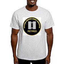 ArmyReserveRetiredRingCaptain.gif T-Shirt