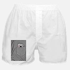 Pocket Aces Boxer Shorts