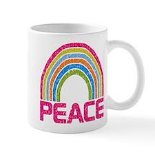 Peace Rainbow Mug