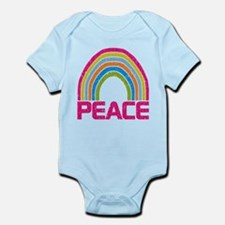 Peace Rainbow Body Suit