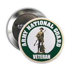"""armynationalguardveteransealgreen.gif 2.25"""" Button"""