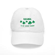 Regina is my lucky charm Cap