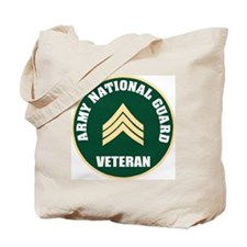 armynationalguardveteransergeant.gif Tote Bag