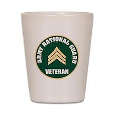 armynationalguardveteransergeant.gif Shot Glass
