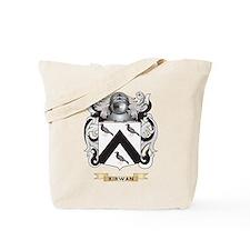 Kirwan Coat of Arms (Family Crest) Tote Bag