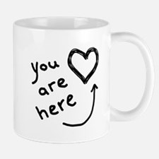 You Are Here | Mug