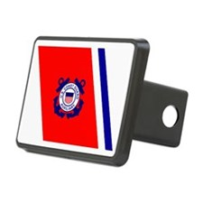 CoastGuardAuxiliaryOnRacin Hitch Cover