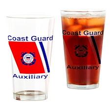 coastguardauxiliaryteeshirt.gif Drinking Glass