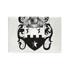 Kiser Coat of Arms (Family Crest) Rectangle Magnet