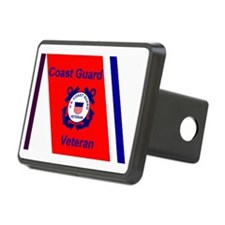 coastguardveteranracingstr Hitch Cover
