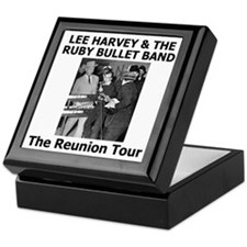 LeeHarveyAndTheRubyBulletBand2.gif Keepsake Box