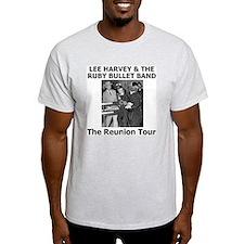 LeeHarveyAndTheRubyBulletBand2.gif T-Shirt