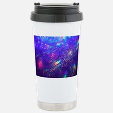 Rainbow Explosion Travel Mug