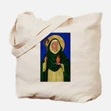 St. Brigid of Kildare Tote Bag