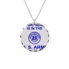 ArmyMyGrandsonInBlue.gif Necklace