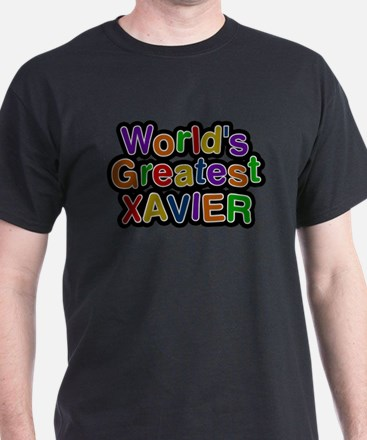 Worlds Greatest Xavier T-Shirt