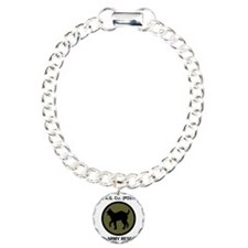 ArmyReserve342AGCoTeeshi Charm Bracelet, One Charm