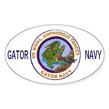 NavyGatorNavyWhiteCap2.gif Decal