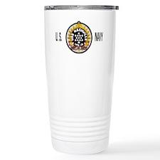 navyshipussnashvillewhitecap.gi Travel Mug