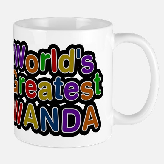 Worlds Greatest Wanda Mug