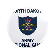 "ArmyNationalGuardNorthDakotaTeeShirt.g 3.5"" Button"