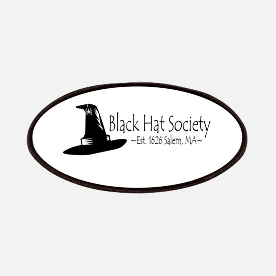 Black Hat Society Patches