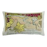 Salon des Cent 2 Pillow Case