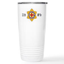 ARNG-211thMPBnWhiteCap3.gif Travel Mug