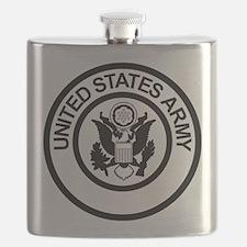 ArmyLogoBlackAndSilver.gif Flask