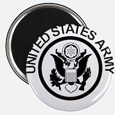 ArmyLogoBlackAndSilver.gif Magnet