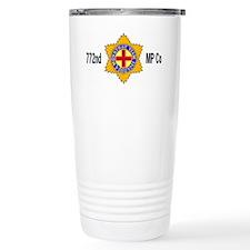 ARNG-772ndMPCoWhiteCap3.gif Travel Mug