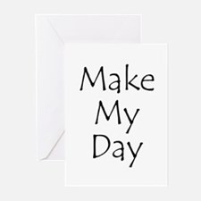 Make My Day Greeting Cards (Pk of 10)