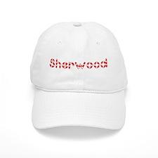 Sherwood - Candy Cane Baseball Cap