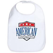 American Resto Mods Simple Logo Bib