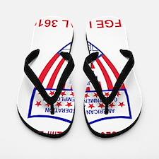 AFGE-Local3610RedJersey.gif Flip Flops